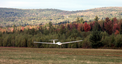 Soaring Over NH  - Soaring in Franconia