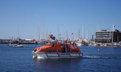 Newport -  Water touring