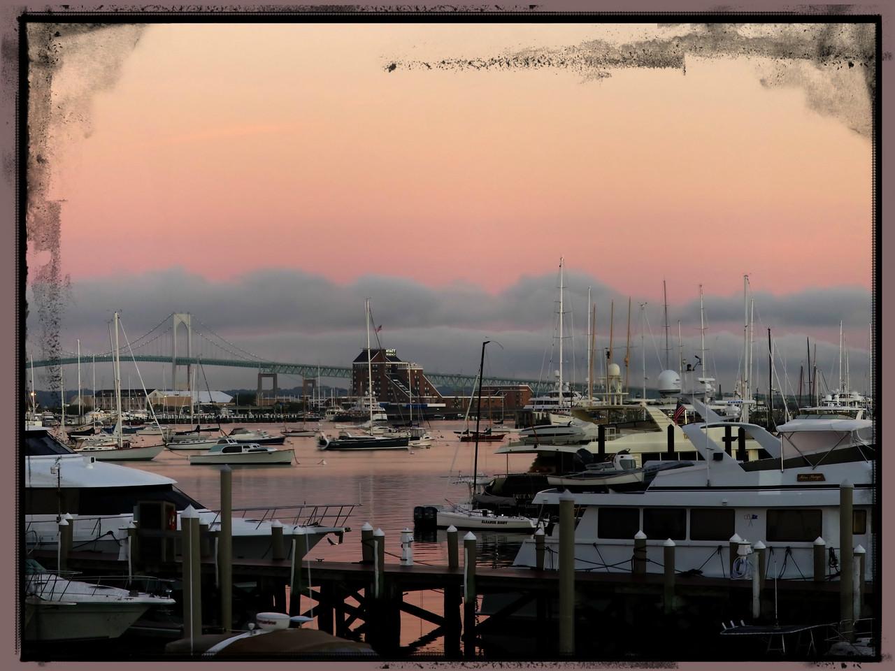 Newport -  Newport Sunrise
