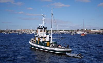 Newport -  Converted tug