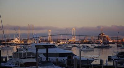 Newport -  Bridge to Newport
