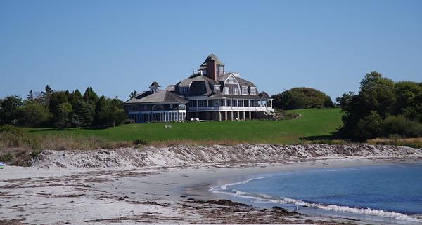 Newport -  Mansions everywhere