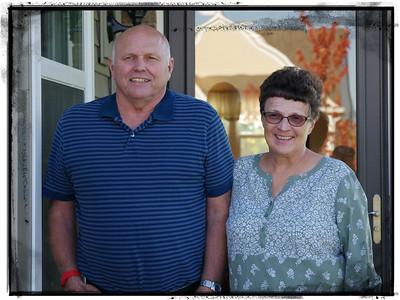Steve & Myrna Rasmussen