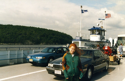 1994 Ferry to VT