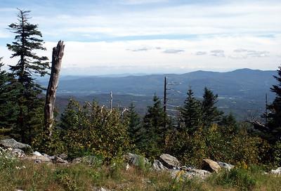 Mt Mansfield, VT