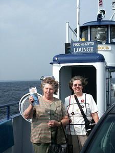 Burlington ferry from NY