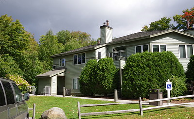 Our digs in Jeffersonville (Smuggler's Notch)
