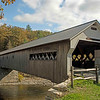 Covered Bridge, near Grafton, Vermont