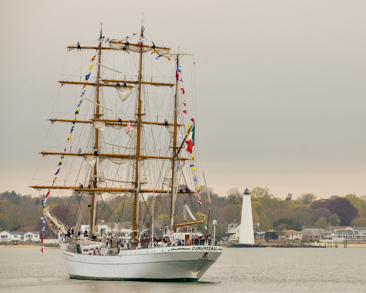ARM Cuauhtemoc, New London, CT
