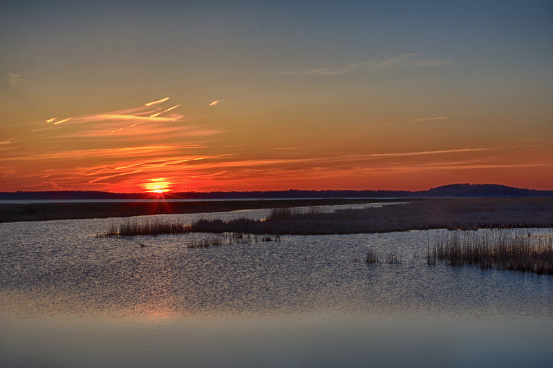 Plum Island Sunset #2