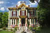 A Victorian home in Thomaston, Maine