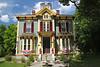 A Victorian home in Thomaston, Maine