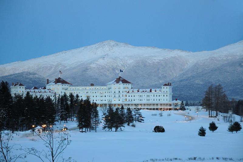 Mt Washington Hotel NH
