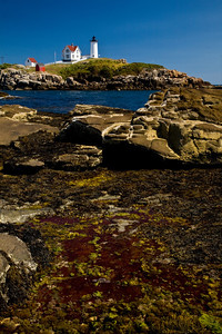 Cape Neddick Lighthouse, York Beach, ME