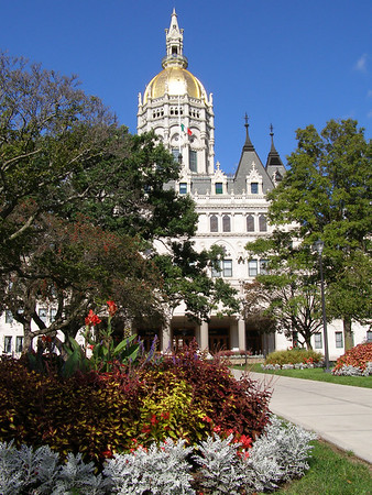 State Capitol Building, Hartford, Connecticut