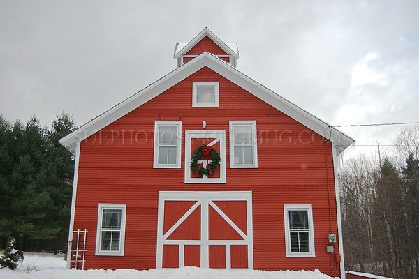 North America, USA, Vermont, Manchester Village.  The Carriage House at The Inn at Manchester