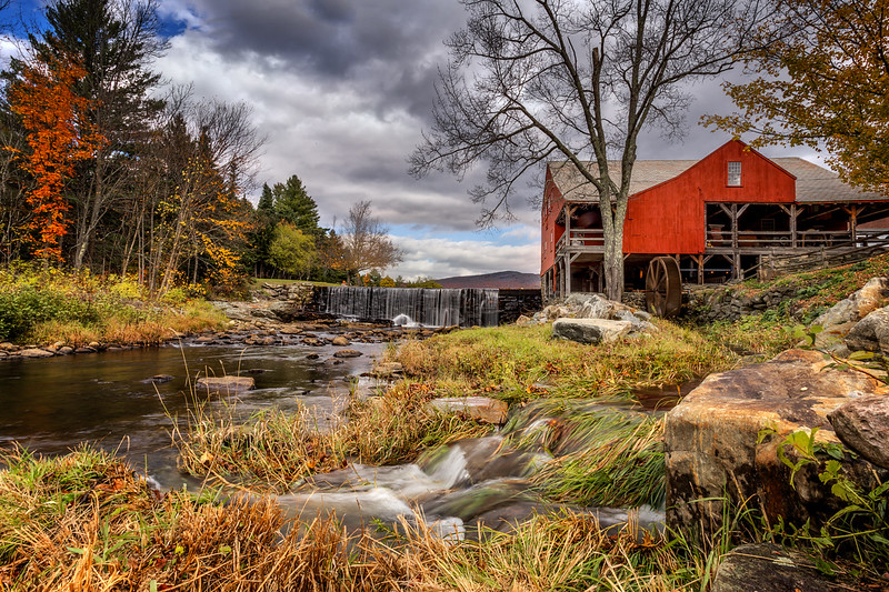 Weston Mill