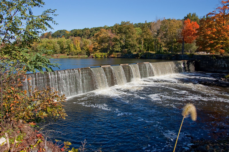 Manville Dam Area, Cumberland, RI