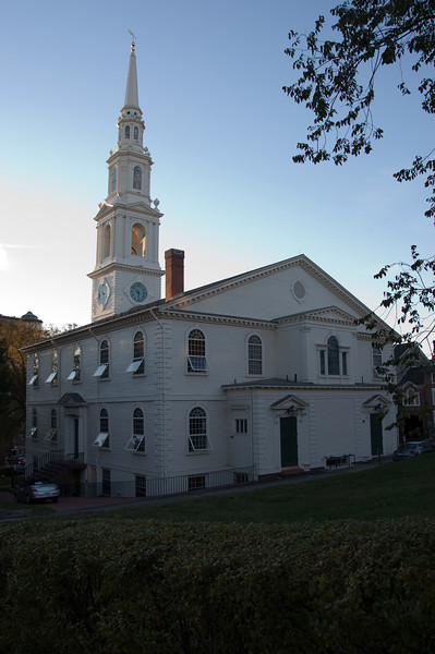 First Baptist Church, Providence, RI