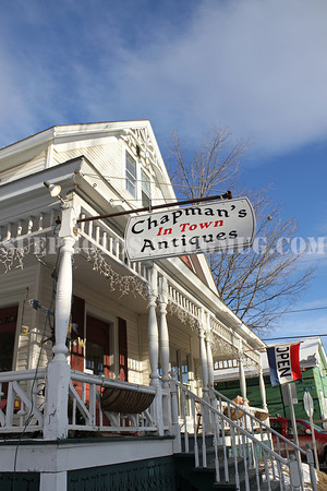 Chapman's In Town Antiques, Wilmington, Vermont