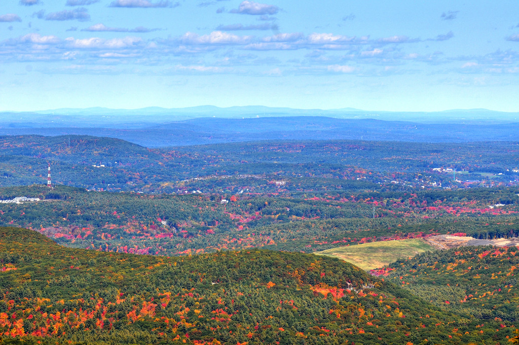 Wachusett Mountain, Massachusetts