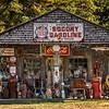 The Old Gasoline Station