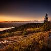 Evening Light on Cadillac Mountain