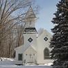 A church in Fitzwilliam Depot, New Hampshire, United States.