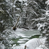 Winter Stream NH