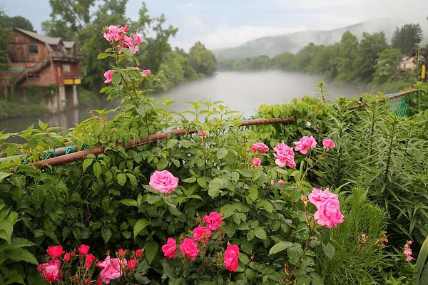 Bridge of Flowers, Shelburne Falls, Massachusetts