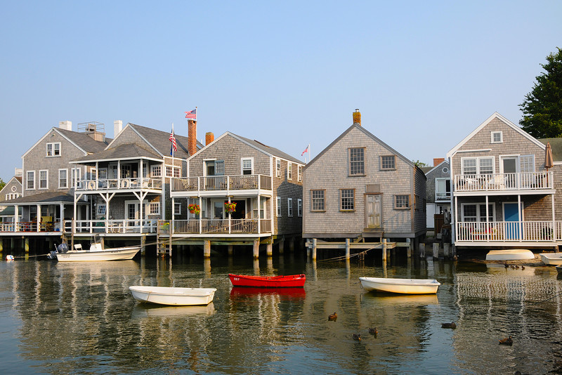 Nantucket Waterfront MA