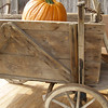 Autumn decoration on Vermont porch