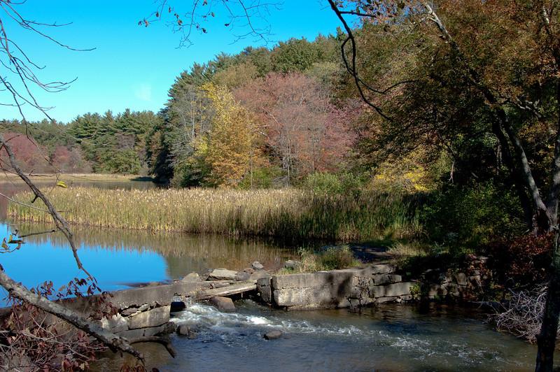 Rawson Pond, Cumberland, RI
