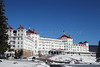 The Omni Mount Washington Hotel, Bretton Woods, New Hampshire, United States