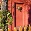 Entrance to historic home, East Hartford CT