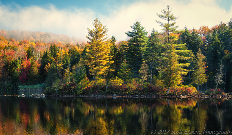 Fall, Vermont