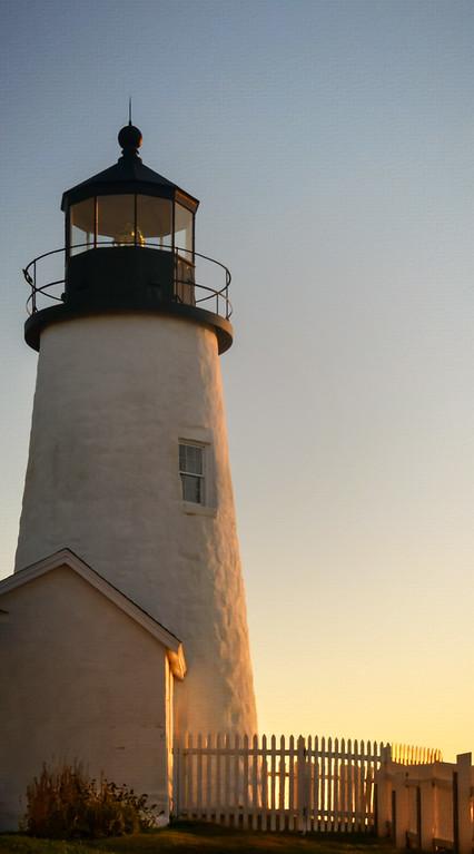 Dawnlight at Pemaquid