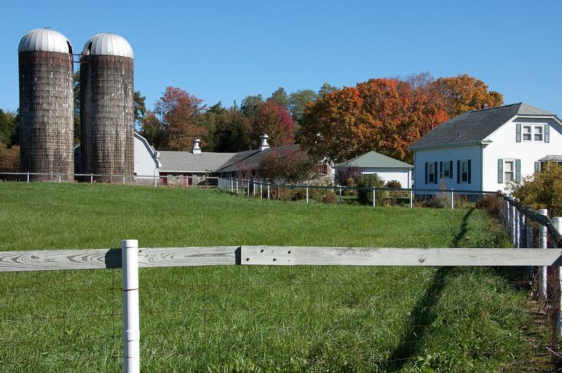 Farm on Great Road, Lincoln, RI