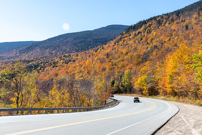 Beautiful Autumn Day in New Hampshire