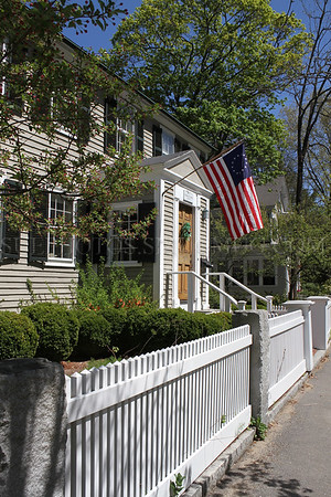 A home in Concord, Massachusetts