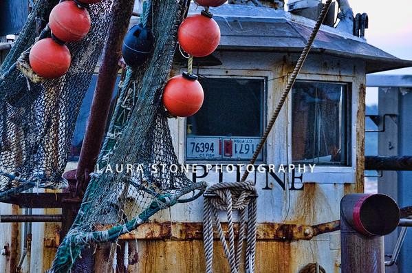 Fishing Boat, Stonington, Connecticut