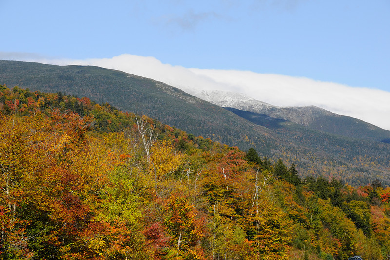 Mt Washington Fall NH