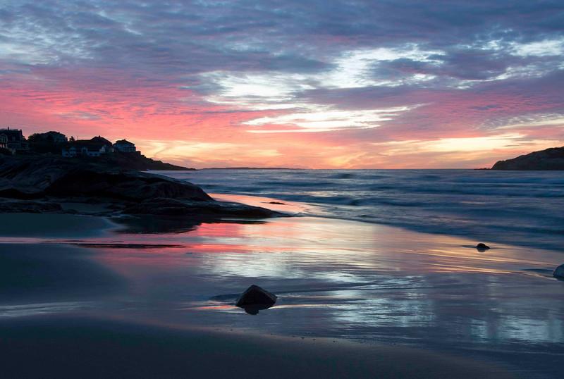 Sunrise, Gloucester, Mass