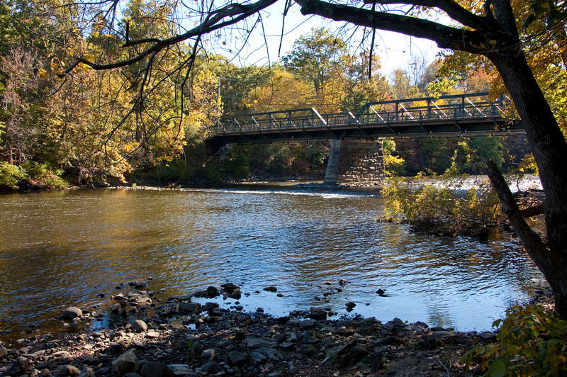 Albion Road Bridge, Cumberland, RI