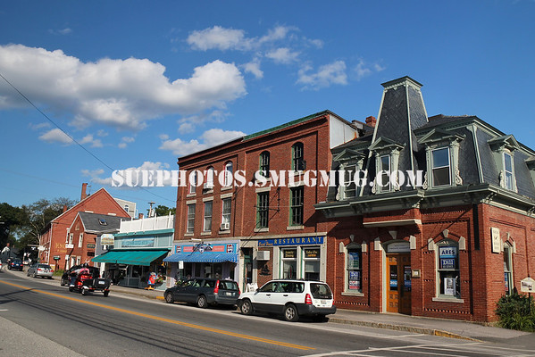 Main Street, Searsport, Maine