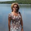 Andrea at Lake Sunapee NH