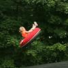 Flying tube