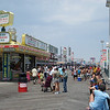 Seaside Heights boardwalk.