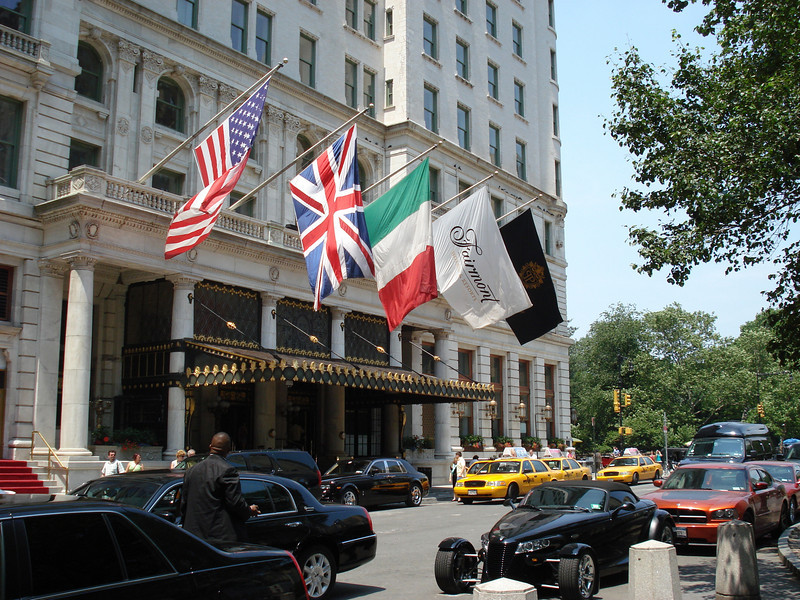 The Plaza Hotel!