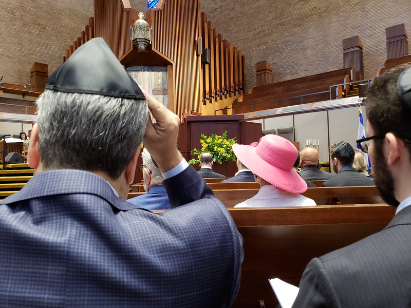 "Bar Mitzvah Service at Congregation B'Nai Jeshurun in Short Hills, NJ.<br /> <br /> B'Nai Jeshurun:  <a href=""https://www.tbjshorthills.org/"">https://www.tbjshorthills.org/</a>"